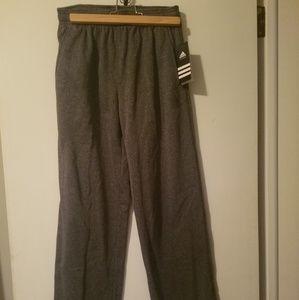 NWT Adidas boys sweat pants